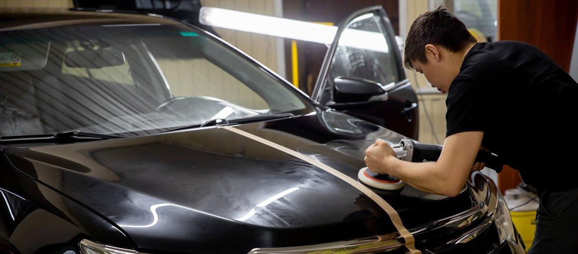 Фотогалерея - Центр предпродажной подготовки автомобилей Onix.lab