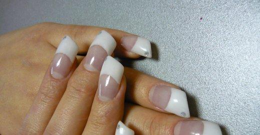 Наращивание ногтей гелем москва цена