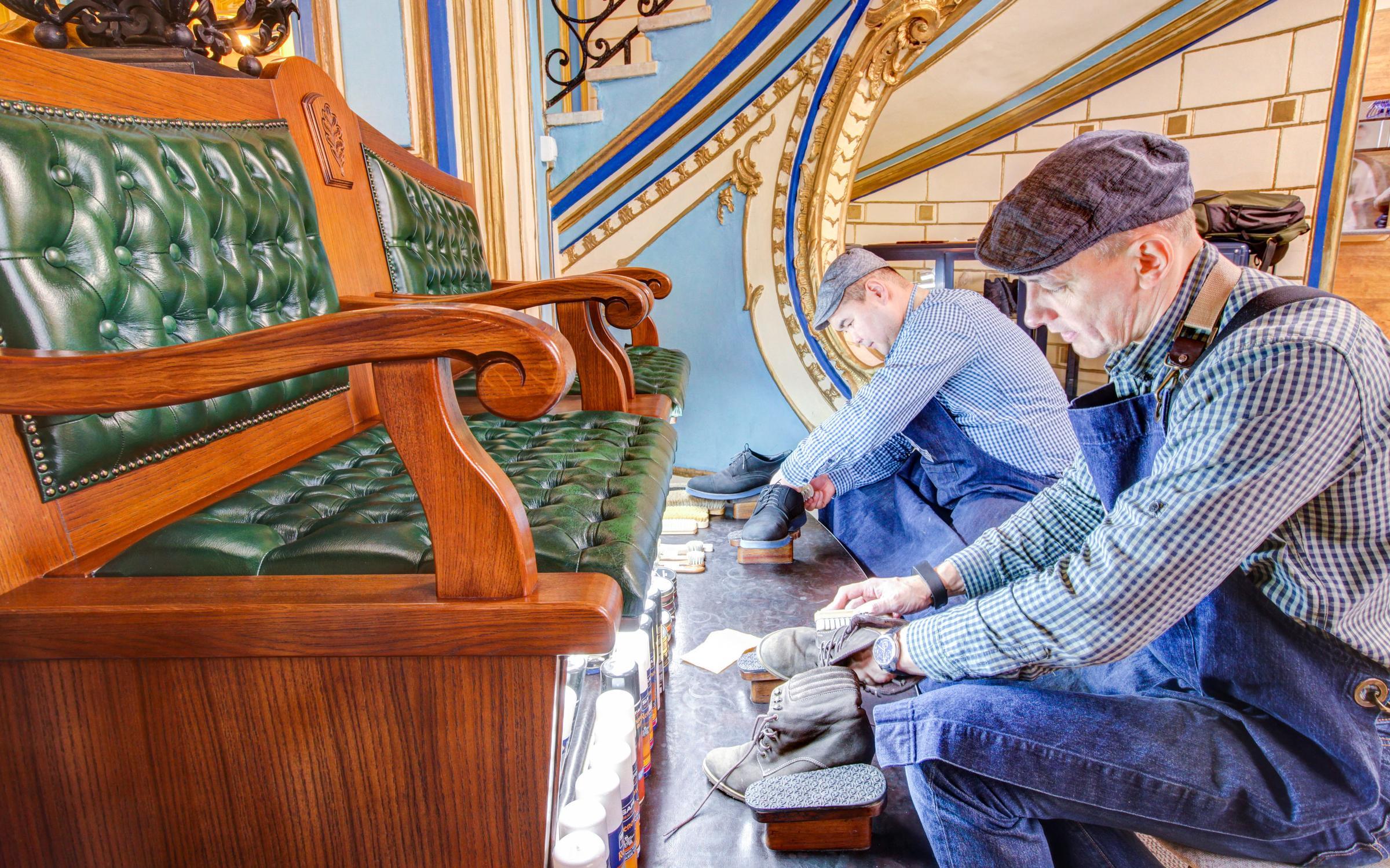 фотография Обувного ателье Masterstroke на метро Кузнецкий мост
