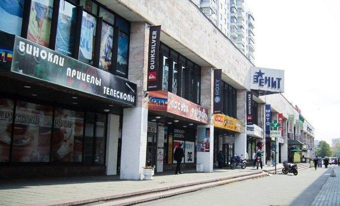 фотография Торгового центра Зенит в Сокольниках