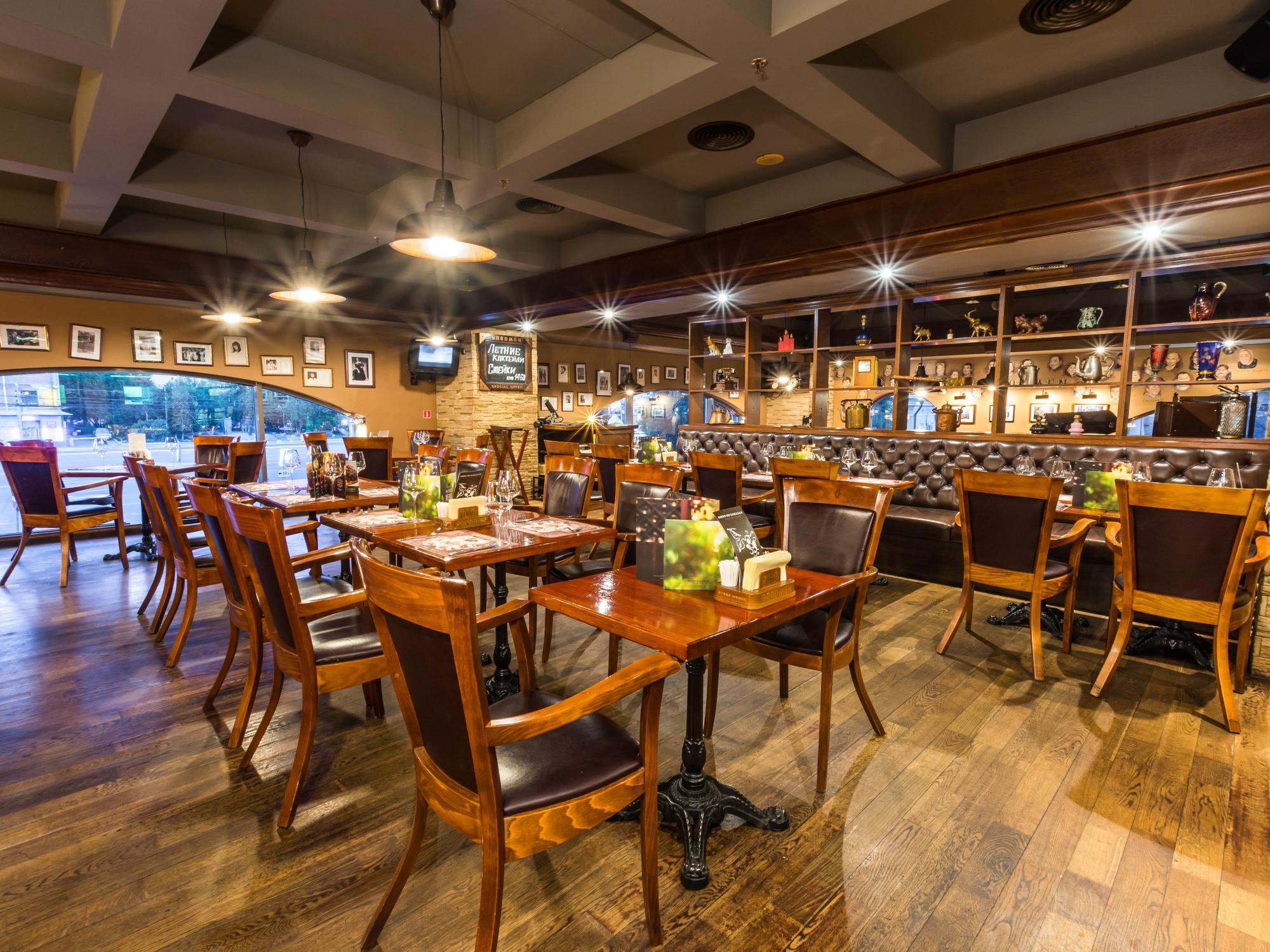 фотография Стейк-хауса Goodman & Goodwine Bar в ТЦ Новинский пассаж