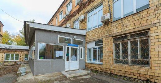 фотография Хирургическая клиника Интермедсервис-Красноярск на улице Партизана Железняка