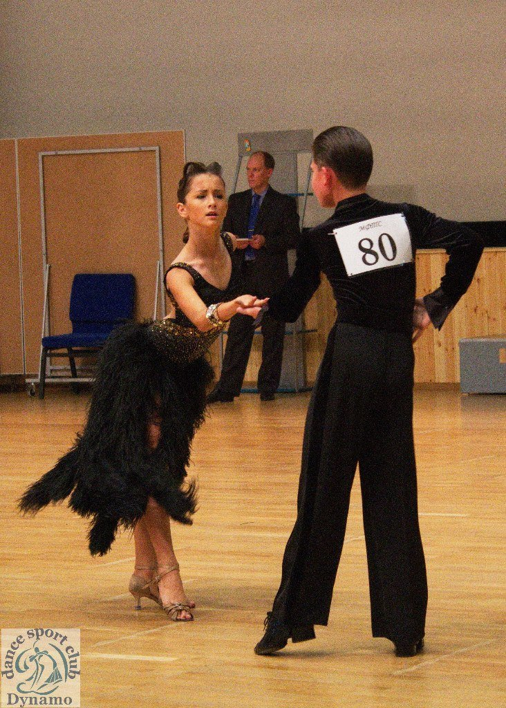 танцевальные клубы москва бальные танцы