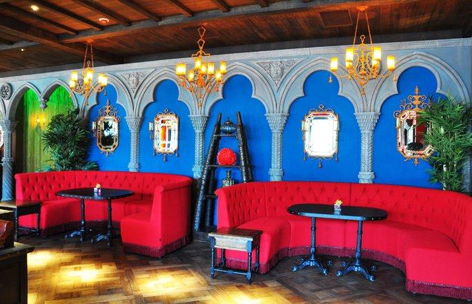 фотография Ресторана азиатской кухни Touch Cafe на метро Кловская