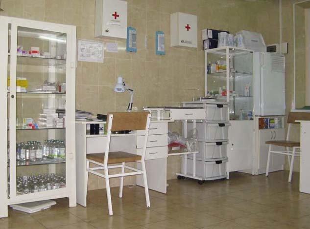Фотогалерея - Наркологический центр АТОС на Вышгородской улице