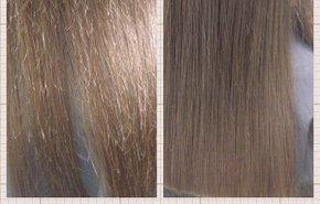 фотография Полировка волос