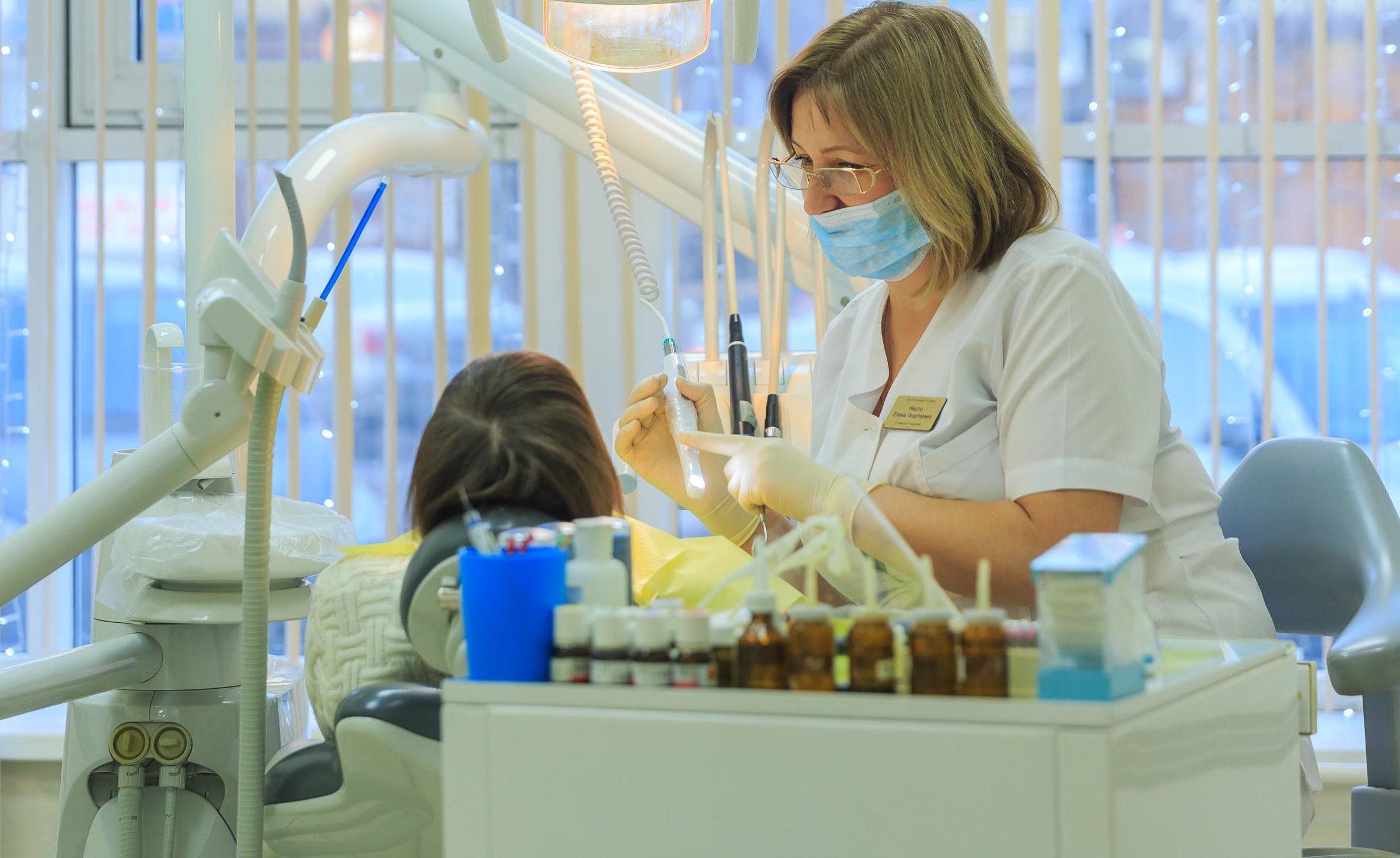 фотография Стоматологической клиники Нормодент-Сибирь в Центральном районе
