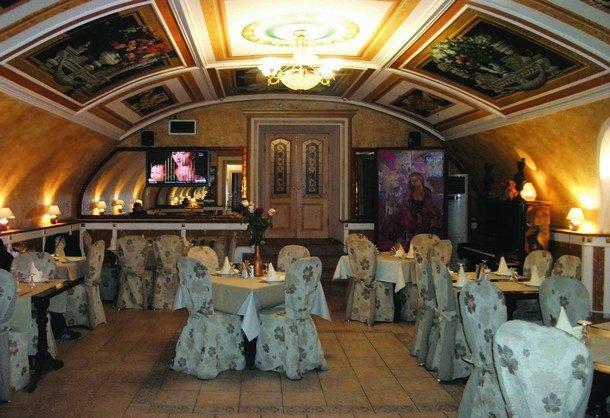 Фотогалерея - Ресторан Арт-буфет на Большой Морской улице