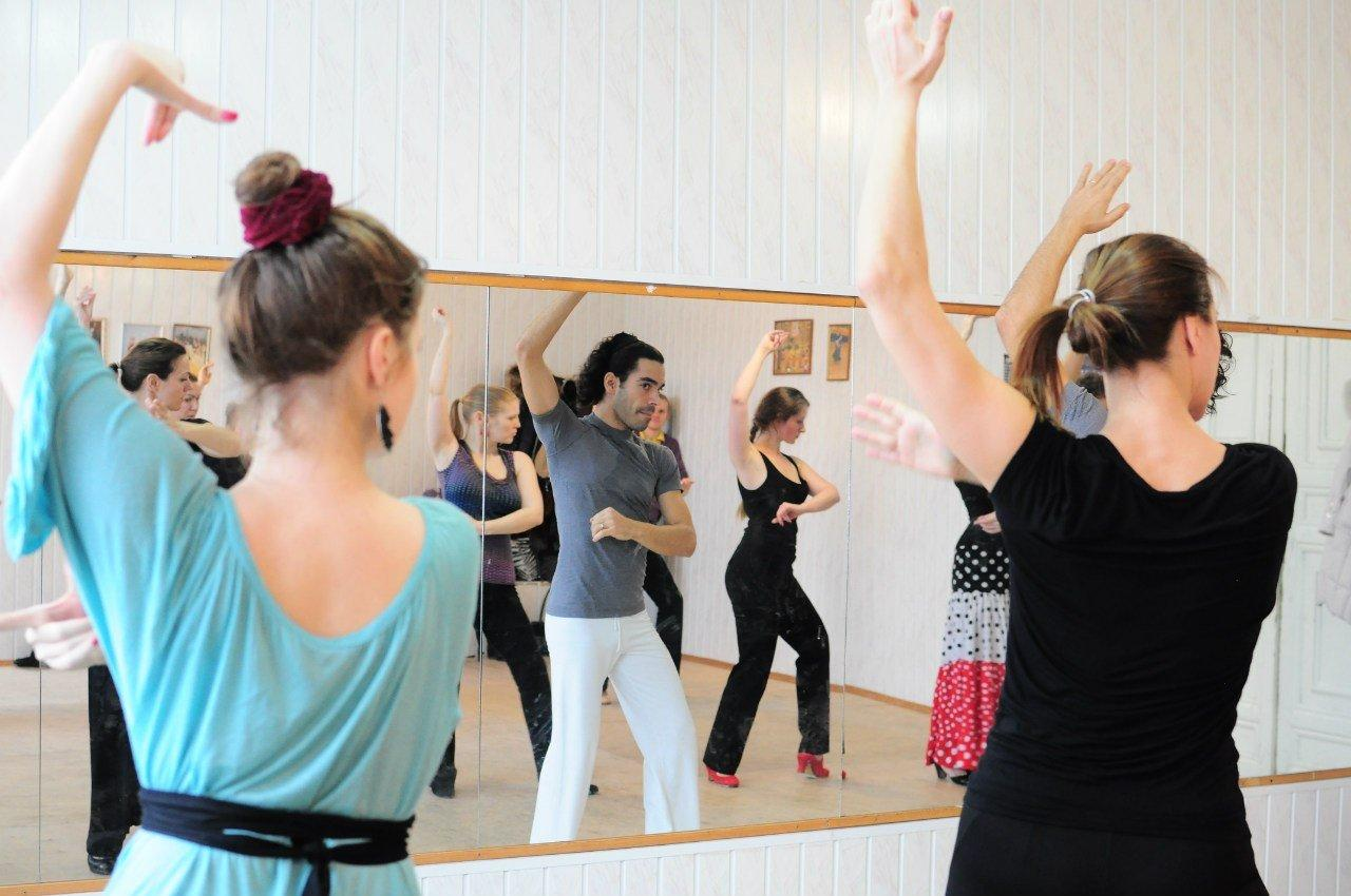 фотография Школа танцев Barrio Flamenco