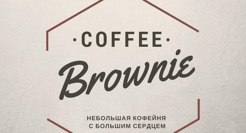 фотография Кофейни COFFEE Brownie на улице Рахова, 64/70