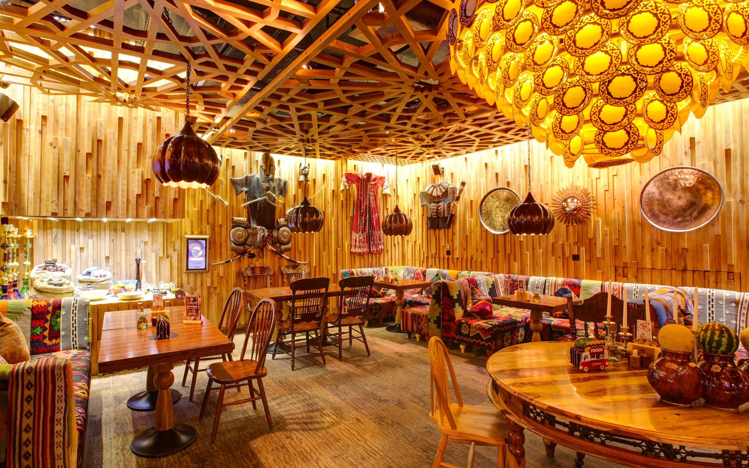 фотография Ресторана Чайхона №1 на улице Петровские Линии