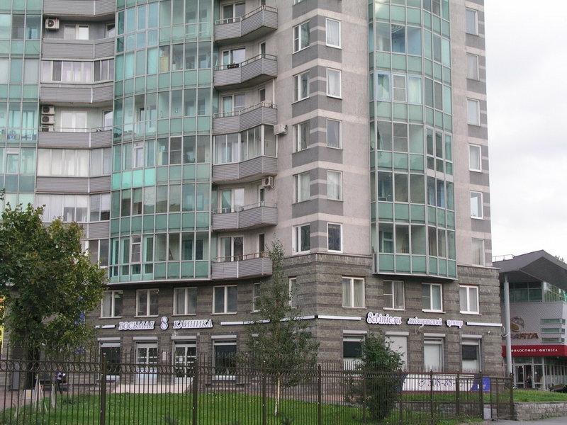 фотография Медицинского центра Восьмая клиника в Василеостровском районе