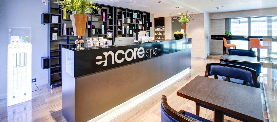 Фотогалерея - Салон красоты Encore Spa в Москва-Сити