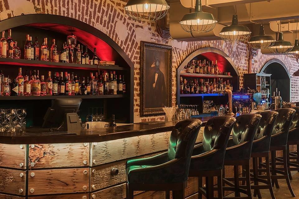 фотография Ресторана с авторской халяль-кухней Mr. Drake на Кутузовском проспекте