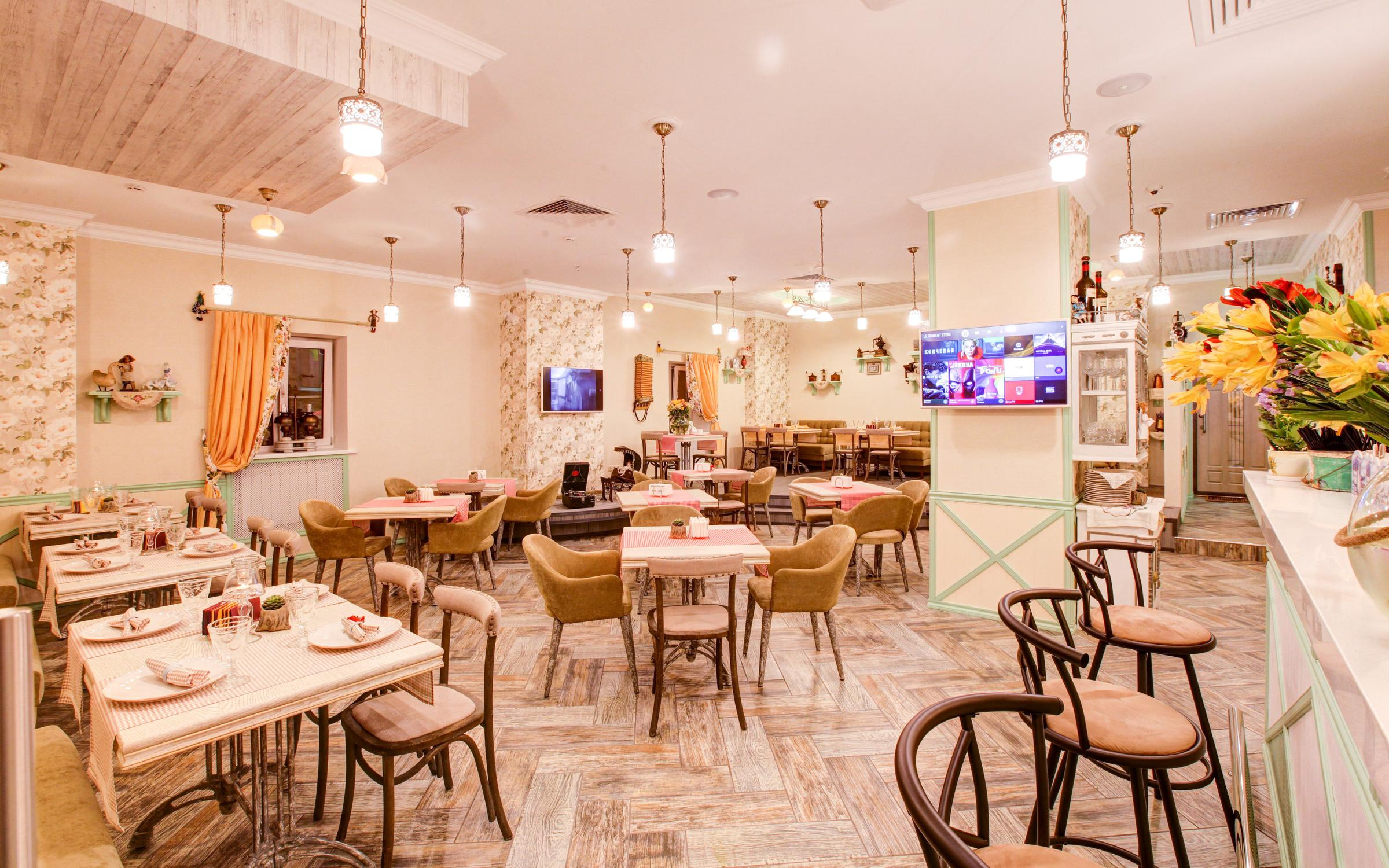 фотография Ресторана Дэтоль на Большой Филёвской улице