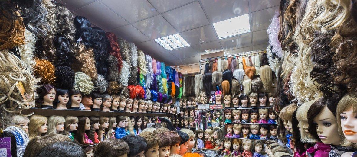 Фотогалерея - Elitewigs, магазины париков