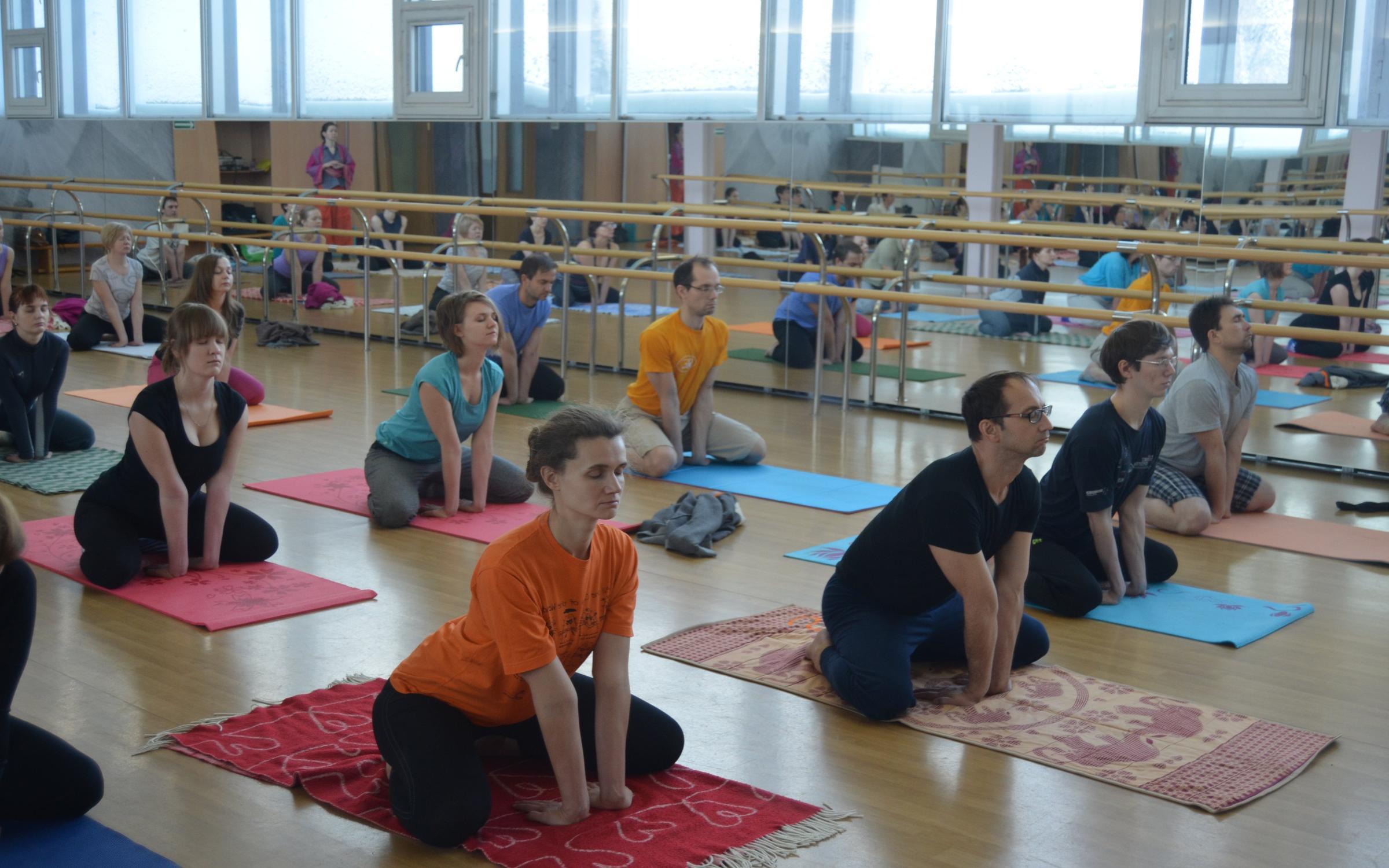 фотография Школы традиционной йоги Йога-Сиддхи в Академгородке