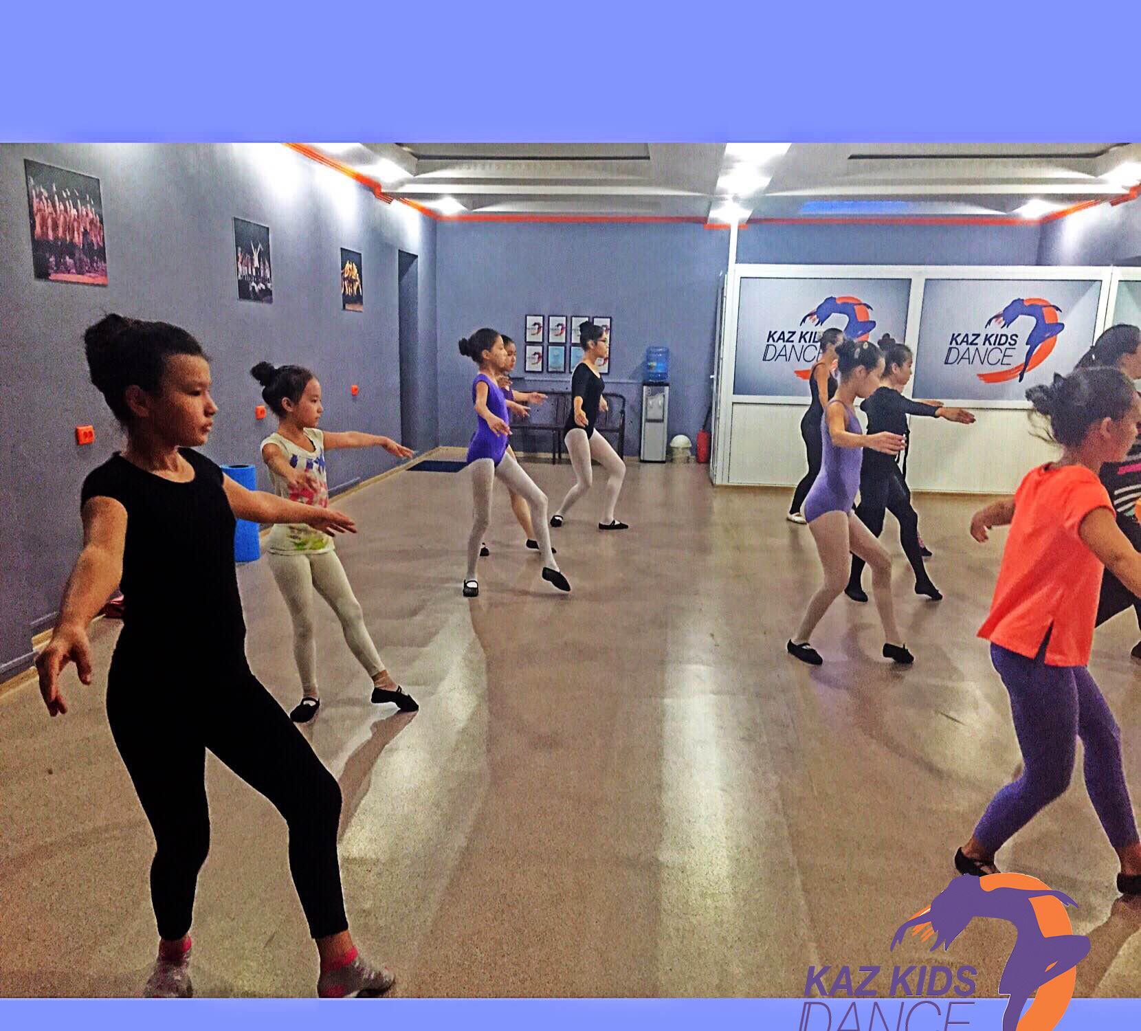 фотография Детской танцевальной студии Kaz Kids Dance на улице Маркова