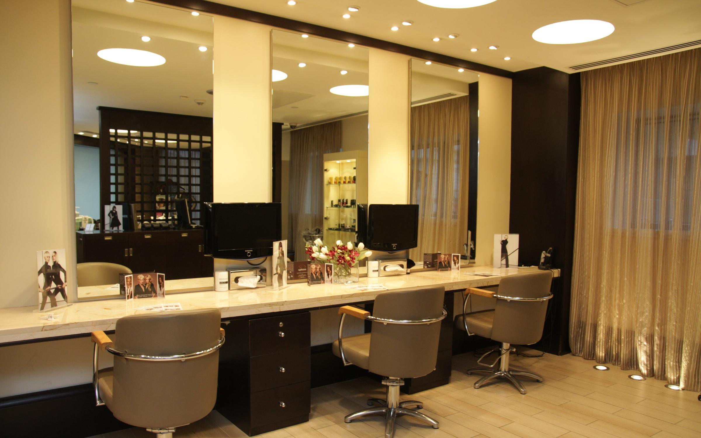 фотография Салона Dessange в отеле Hyatt