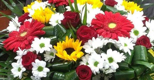 фотография Магазина цветов Фелиция на улице Готвальда в Подольске