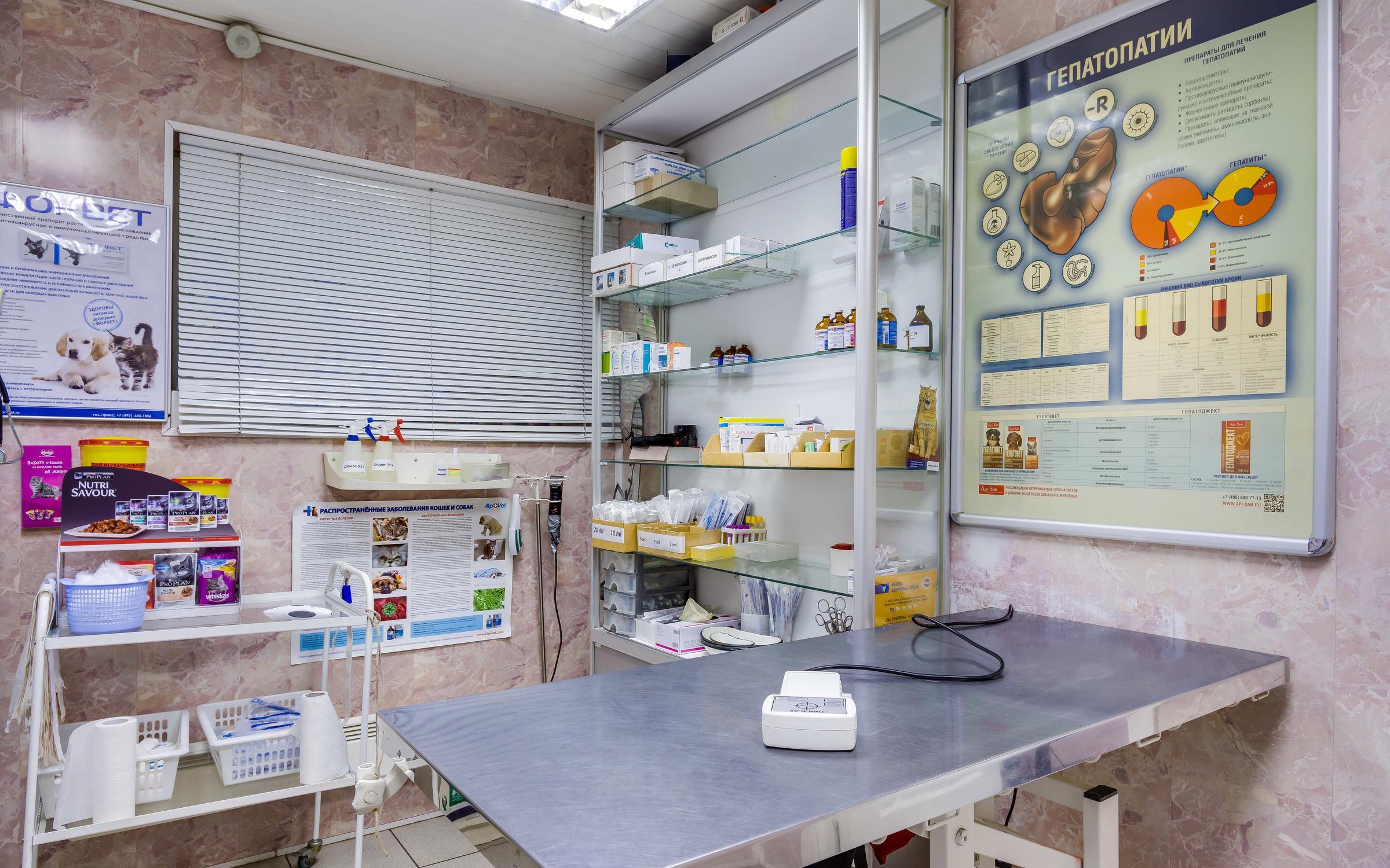 фотография Ветеринарной клиники ГрандВет на Федоскинской улице