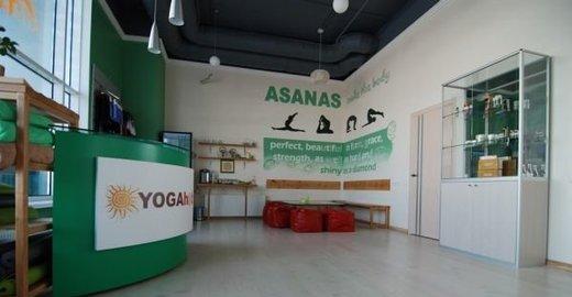 фотография Центр горячей йоги YogaHot в Оболонском районе