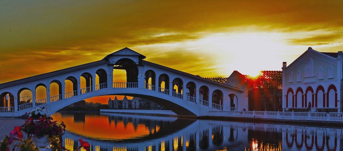 Фотогалерея - Город развлечений Сибирская Венеция