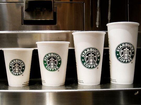 фотография Кофейни Starbucks в ТЦ Vegas