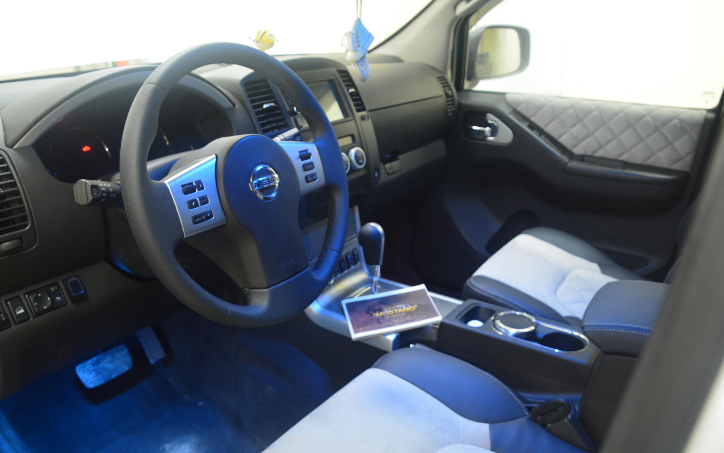 фотография Автоателье по перетяжке салона Mustang