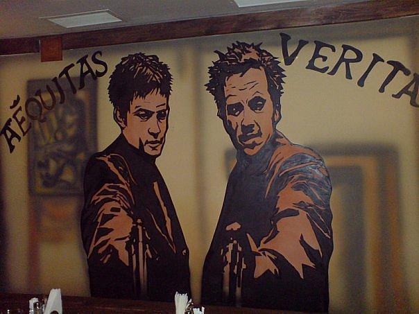 фотография Паба Old Boondock pub на метро Сухаревская