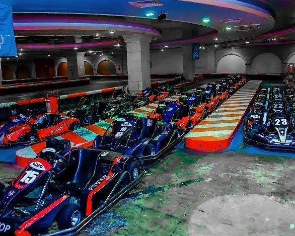 фотография Картинг-клуба PitStop Драйв в ТЦ Родео Драйв