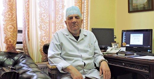 Открытие больницы в санкт-петербурге