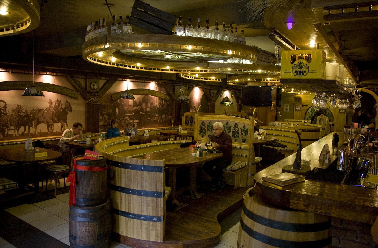 фотография Баварский ресторан Цетлер на Ленинском проспекте
