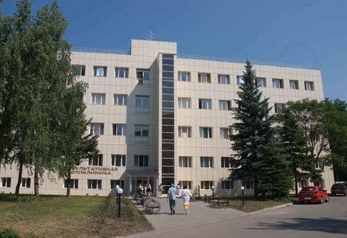 фотография Областная клиническая больница №2 на улице 1-ой Конной Армии