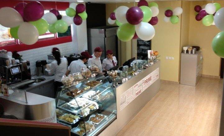 фотография Кафе быстрого питания Prime в БЦ Красная роза