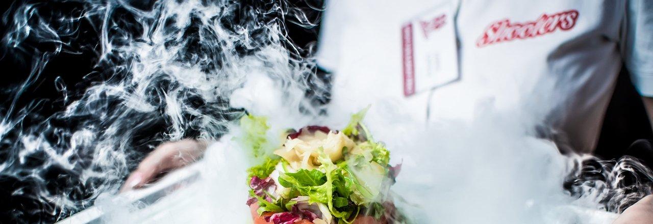 фотография Ресторанно-развлекательный комплекс Shooters Kiev