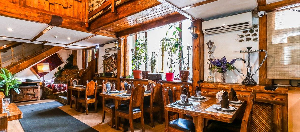 Фотогалерея - Ресторан Восточная сказка на Краснопрудной улице