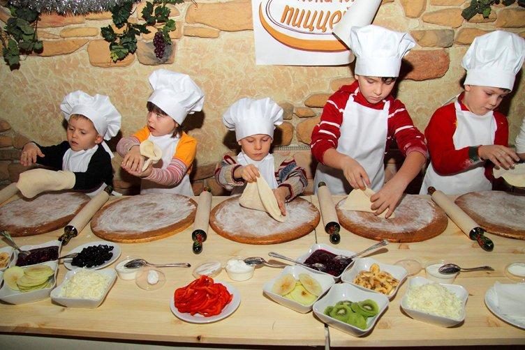 Ресторан мастер класс кулинарные для детей