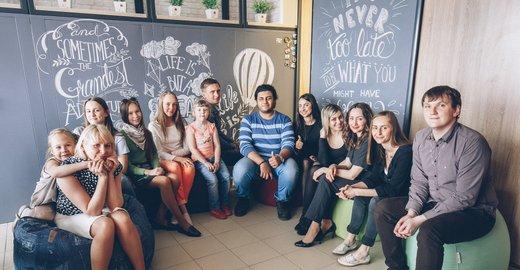 фотография Школы иностранных языков say yes на улице Ладо Кецховели