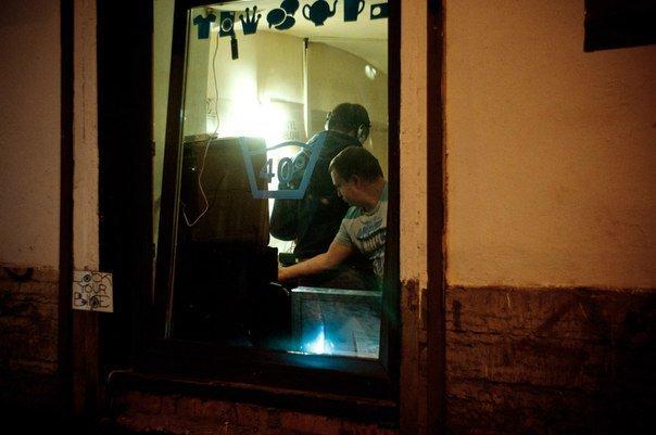 фотография Кафе-прачечная Стирка 40°
