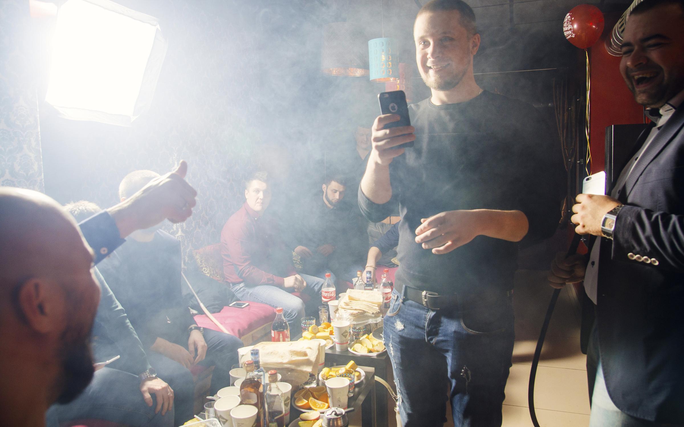 фотография Центра паровых коктейлей Gabibnaya на улице Мира