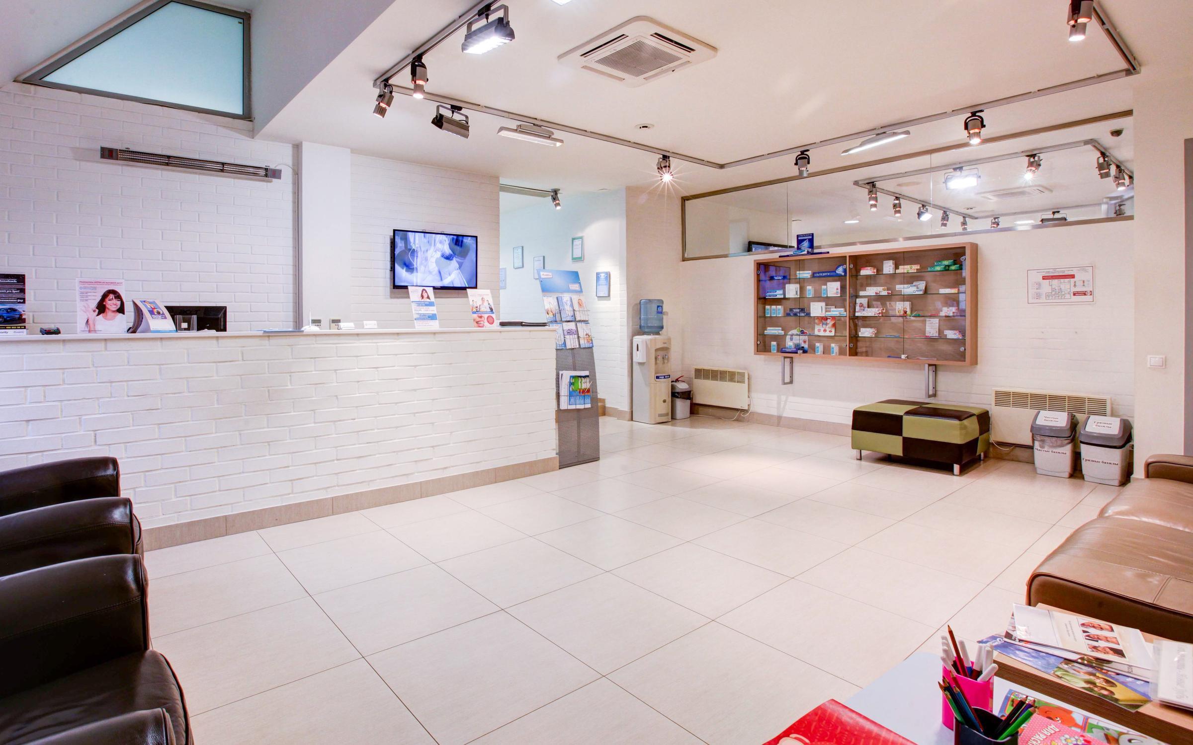 фотография Стоматологической клиники Дента-Эль на метро Братиславская