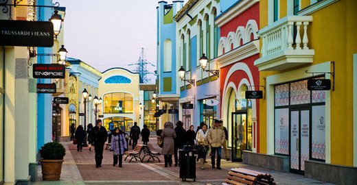 3f5822c5835e Отзывы о ТЦ Outlet Village Белая Дача в Котельниках - Торговые центры -  Москва