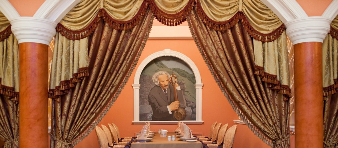 пожелания ресторан саят нова в капотне году