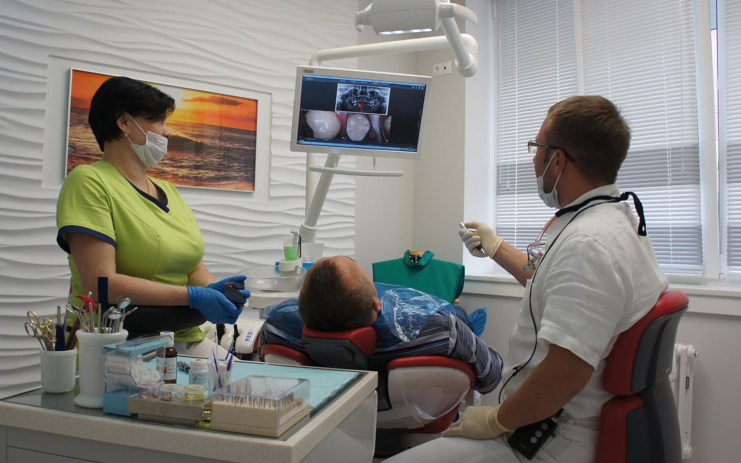 фотография Стоматологической клиники доктора Разуменко на Пионерской улице в Королёве