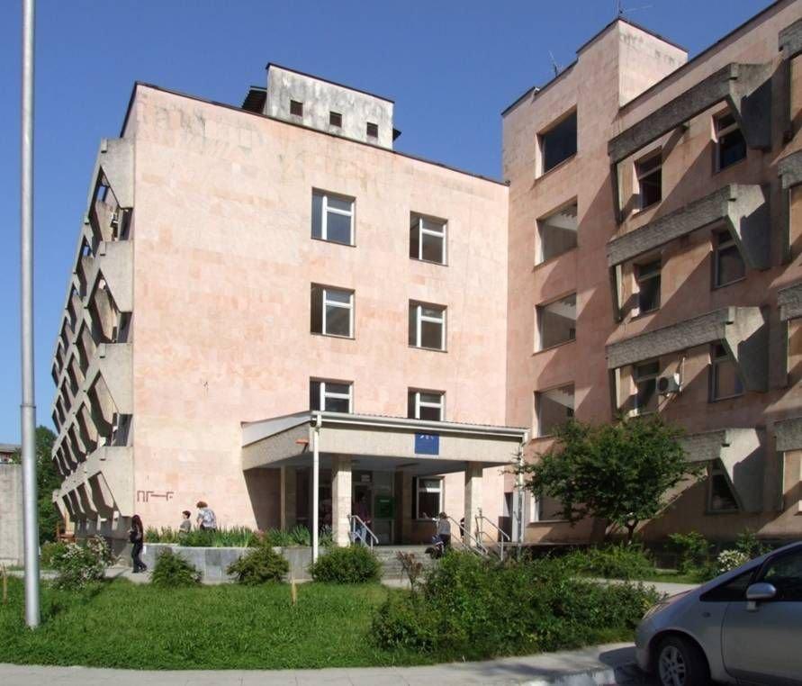 фотография Городской поликлиники №2 на улице Ульянова, 68