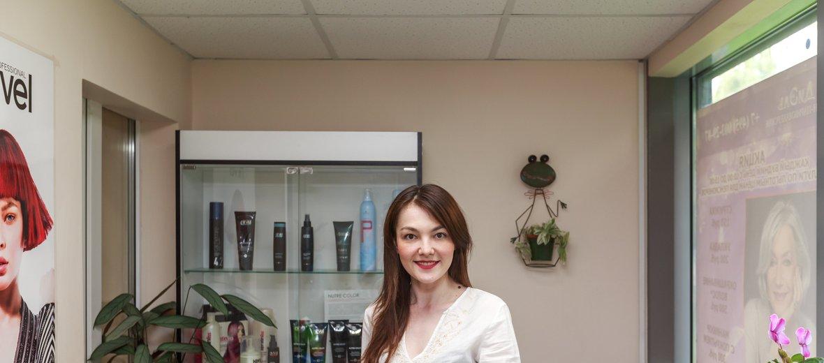 Фотогалерея - Салон-парикмахерская ДиЭль в Кузьминках