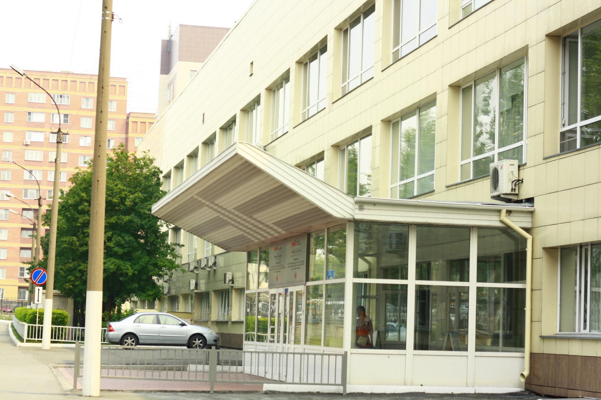 фотография Дорожной клинической больницы НУЗ на Владимировском спуске