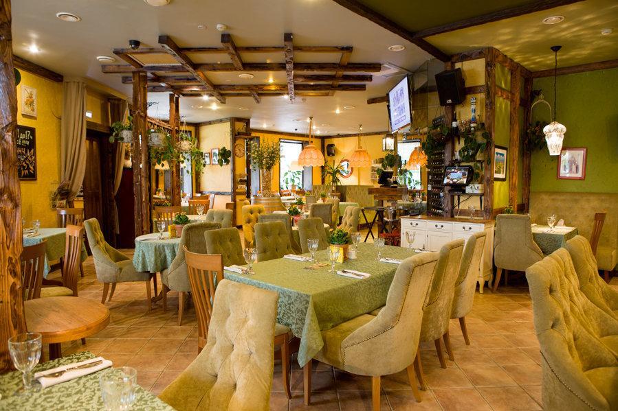 фотография Кафе-ресторана ИТАЛОНИЯ