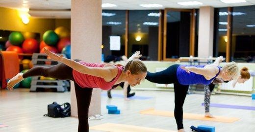 фотография Студии йоги ПОТЯНИСЬ! в ФОК Вешняки
